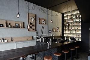 Bar Style Industriel : bar restaurant industriel chiara stella home ~ Teatrodelosmanantiales.com Idées de Décoration