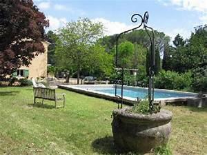 Piscine Aix Les Milles : villa piscine priv e dans le grand site sainte victoire ~ Melissatoandfro.com Idées de Décoration