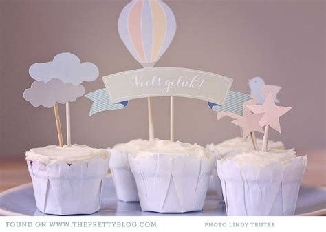 let them eat cake diy cake toppers