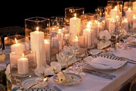 Dekoration Mit Kerzen by Hochzeitskerzen Romantische Warme Licht