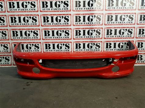 With the largest range of second hand ferrari f355 cars across the uk, find the right car for you. 1995-1999 Ferrari F355 Spider Berlinetta GTS Front Bumper Cover OEM USED Parts for Sale ...