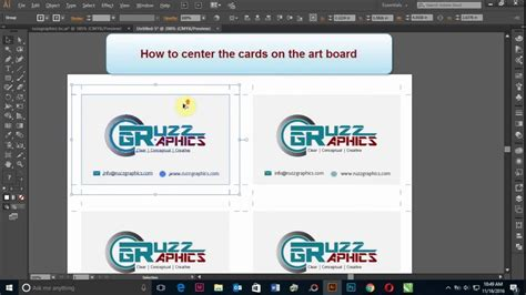 How To Print Double Sided Business Card In Adobe