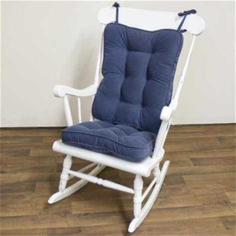 rocking chair seat cushions walmart standard rocking chair cushion hyatt fabric denim