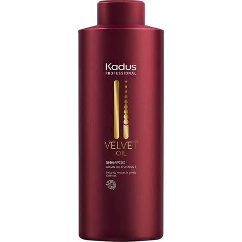 Kadus Velvet Oil Shampoo - Dennis Williams from UK