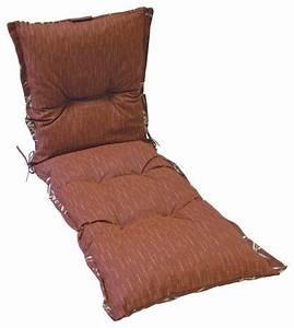 Coussin Chaise Longue : coussin de chaise longue henryka rouge walmart canada ~ Teatrodelosmanantiales.com Idées de Décoration