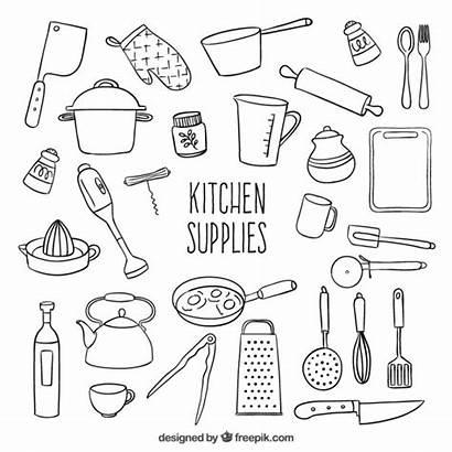 Kitchen Vectors Supplies Vector Cocina