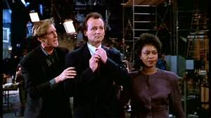 Shameless Pile of Stuff: Movie Review: Scrooged