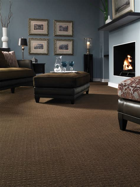brown carpet living room ideas 12 ways to incorporate carpet in a room s design
