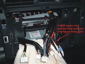 2012 Fj Jbl Wiring Guide For Aftermarket Stereo Interface