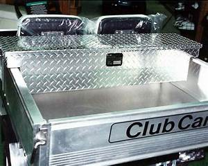 Club Car Golf Cart Carryall2 Electric Tool Box