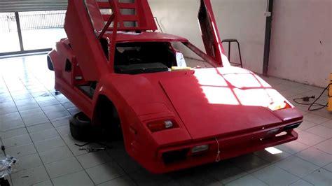 lamborghini replica kit car walkaround youtube