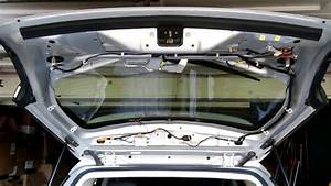 Subaru Outback 05 - 09  Rear Gate Wiring Harness Replace
