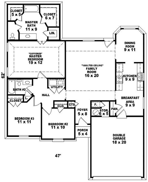 1 house plans one house floor plans one floor house plans with