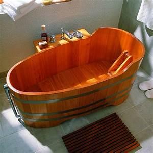 Pont De Baignoire Bois : d co salle de bain les 20 plus belles baignoires de l ~ Premium-room.com Idées de Décoration