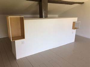 Lit Meuble Ikea : meuble tete de lit ikea valdiz ~ Premium-room.com Idées de Décoration