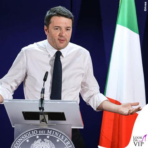 Consiglio Dei Ministri Renzi by Matteo Renzi Consiglio Dei Ministri Camicia Look