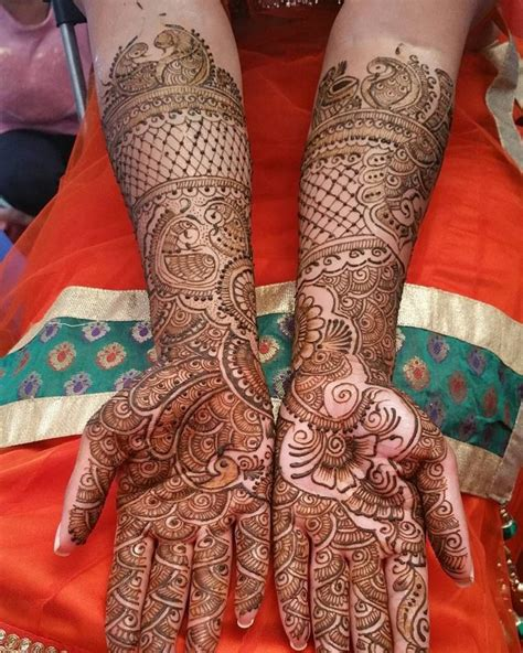 65 Festive Mehndi Designs Celebrate Life And Love With