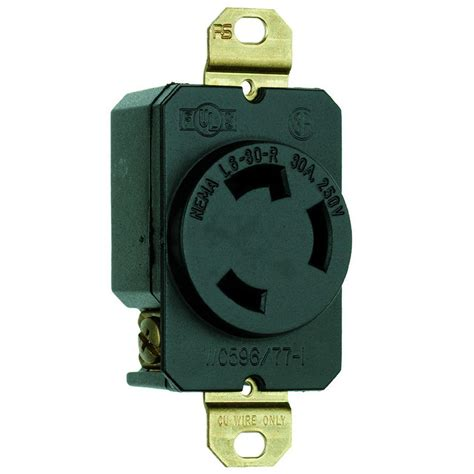 Amp Temporary Power Outlet With Breaker Ucp