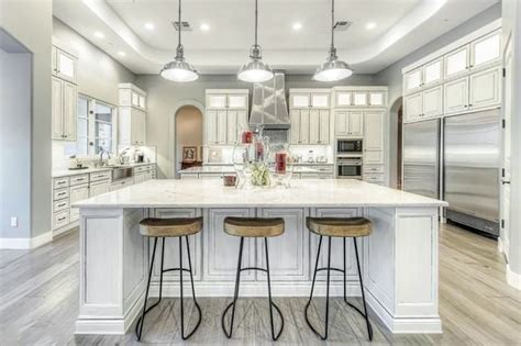 25 Beautiful Transitional Kitchen Designs (pictures
