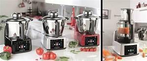 Magimix Cook Expert Ou Thermomix : magimix cook expert un robot qui r pe et coupe en ~ Melissatoandfro.com Idées de Décoration