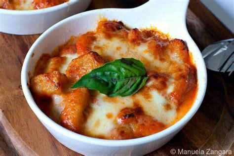 la cuisine italienne recettes recette italienne gnocchi à la sorrentina la cuisine