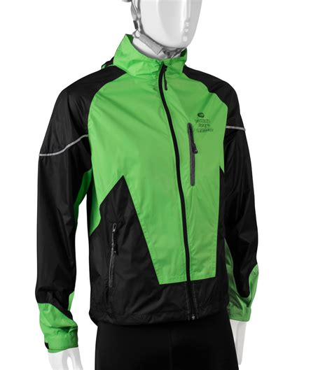 rainproof cycling jacket waterproof and breathable cycling jacket aero tech designs