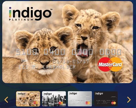 As a result, you may have more trouble finding an unsecured card with a $1,000 credit limit. Indigo Platinum Credit Card Review - Good Or Bad For ...