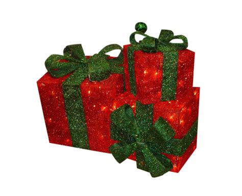 touching hearts christmas presents tube png