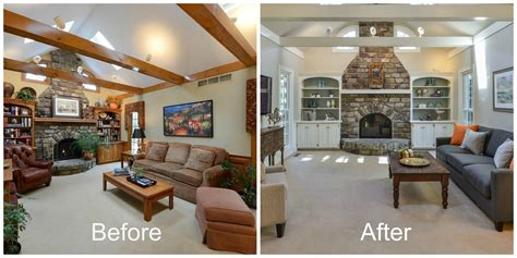 home design before and after living room staging before and after nakicphotography
