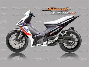 Motor Sticker Design For Smash Nangguk Sticker