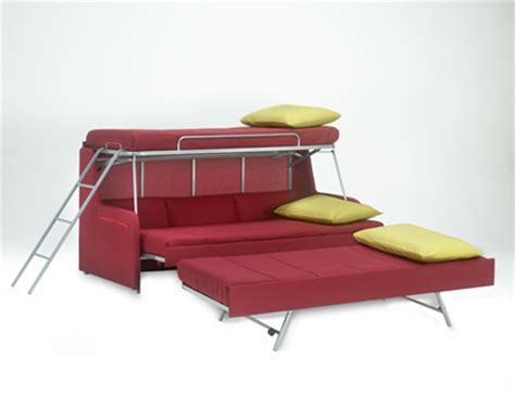 bunk bed settee transforming sofa bunk bed expand furniture
