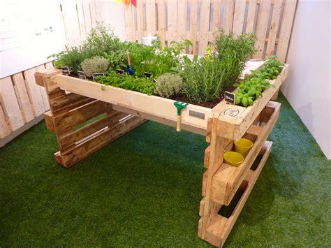 diy garden 187 diy pallet kitchen garden