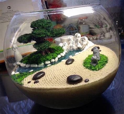 decoration mini jardin japonais design en image
