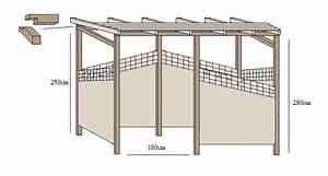 Holzunterstand Selber Bauen : unterstand selber bauen ~ Whattoseeinmadrid.com Haus und Dekorationen