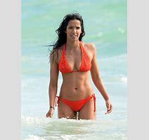 Padma Lakshmi Bikini Pics In Miami Gotceleb