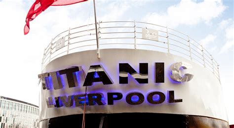 Titanic Boat Liverpool Tripadvisor by Stay On The Awesome Titanic Boat Hotel 163 49 Per