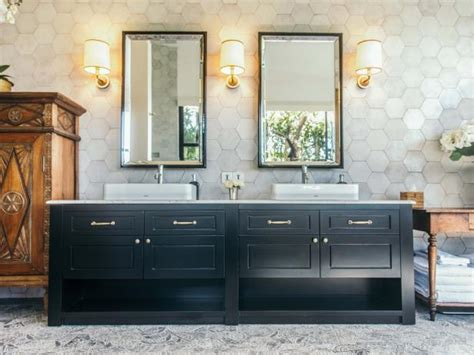 bathroom cabinet design ideas bathroom cabinet style ideas hgtv