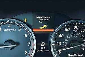 All About Car Service Indicator Lights