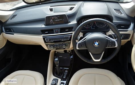bmw x1 interior bmw x1 test drive review with images specifications