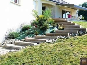 St Germain Les Vergnes : escalier bois saint germain les vergnes corr ze 19 escaliers ext rieur galerie cr atif ~ Medecine-chirurgie-esthetiques.com Avis de Voitures