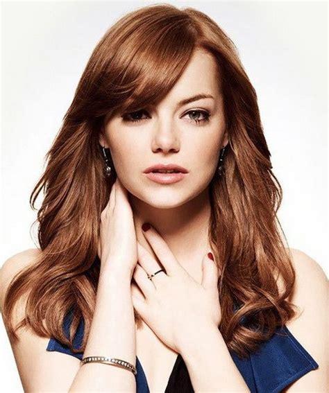 Emma Stone Hairstyles Fantastic Loose Curls Pretty Designs