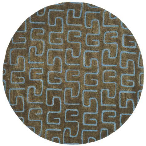 Safavieh Intl Llc by Safavieh Soh416b Soho Contemporary Tufted Wool Rug
