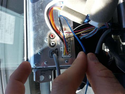 amp  installation  head unit pretend