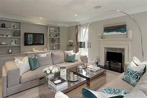 Silver living room ideas living room transitional with