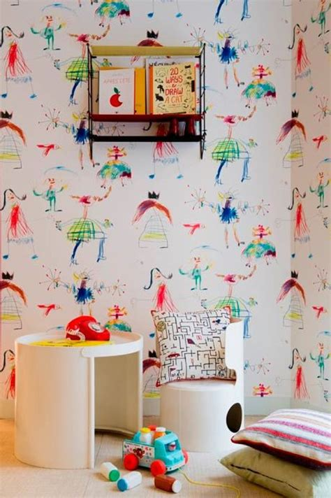 Animal Wallpaper For Children S Bedroom - 25 best ideas about room wallpaper on