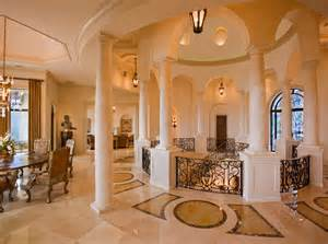 mediterranean home designs marble floor designs traditional with arch crown