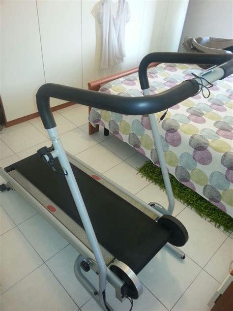 pedana tapis roulant pedana magnetica tapis roulant non motorizzato posot class