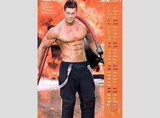 Firefighters UK 2013 Calendar 01 Male Celeb News