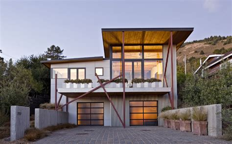 an economically built modern house idesignarch