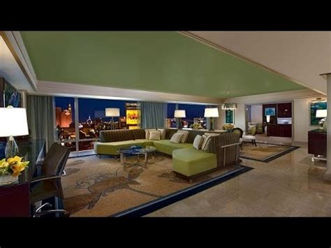 Mirage Two Bedroom Hospitality Suite by Tower Suite Room Tour Mirage Las Vegas Youtube